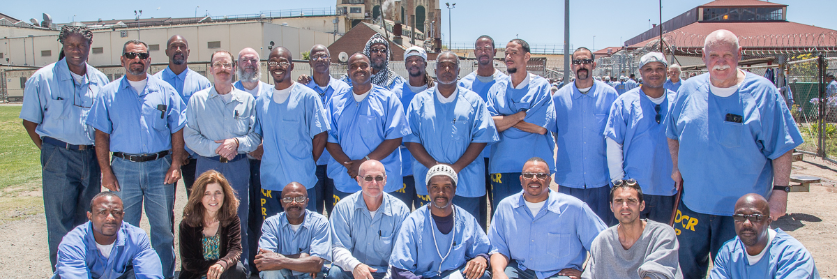 Creative Writing Class at San Quentin State Prison - 2013 July