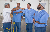 Theater at Lancaster State Prison: Rehearsal - 2016 March