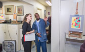 Arts in Corrections conference visits San Quentin - 2015 June