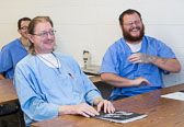 Playwrights Project at Donovan State Prison - 2014 Dec.